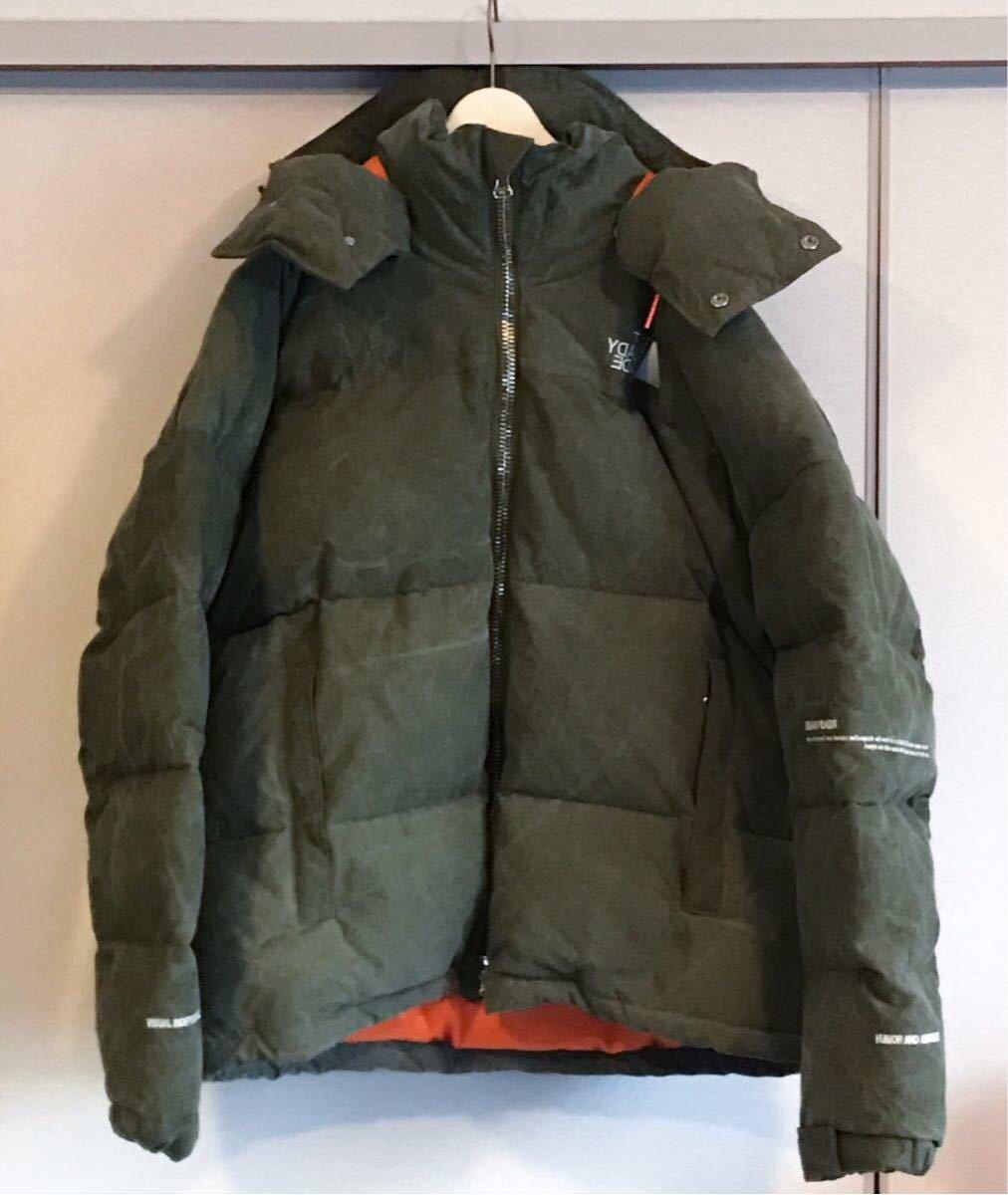READYMADE レディメイド Down Jacket ダウンジャケット サイズ2 ノースフェイス