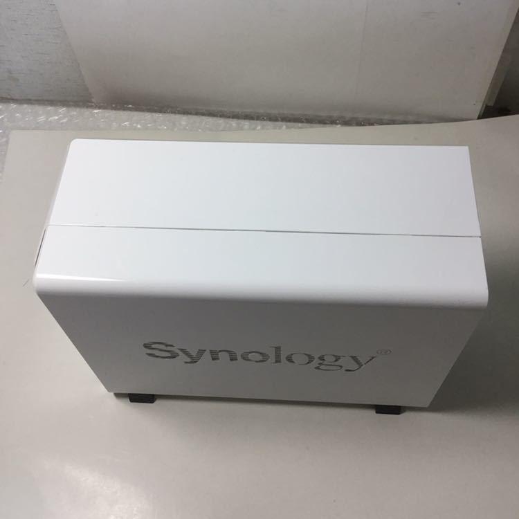 T:Synology DiskStation DS216j NAS HDDなし 通電のみ確認_画像6