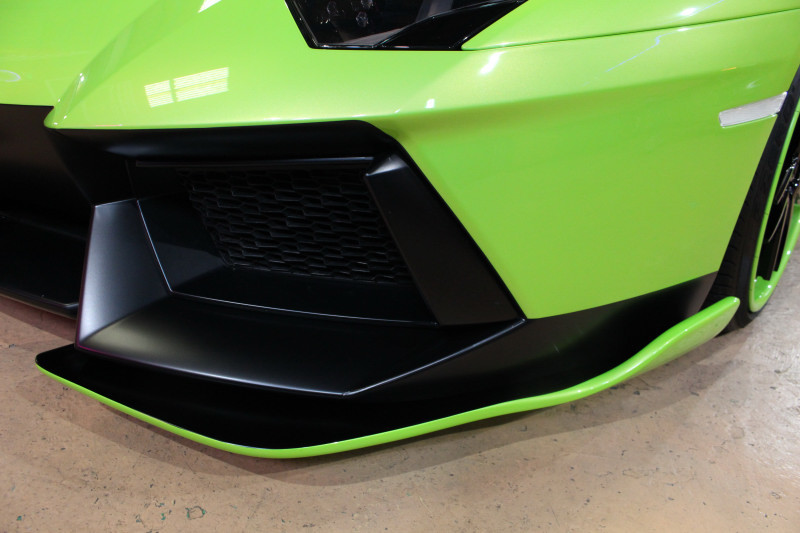 2015 アヴェンタドール 正規輸入車後期モデル LBエアロ付 社外マフラー可変付カスタム車両_画像5