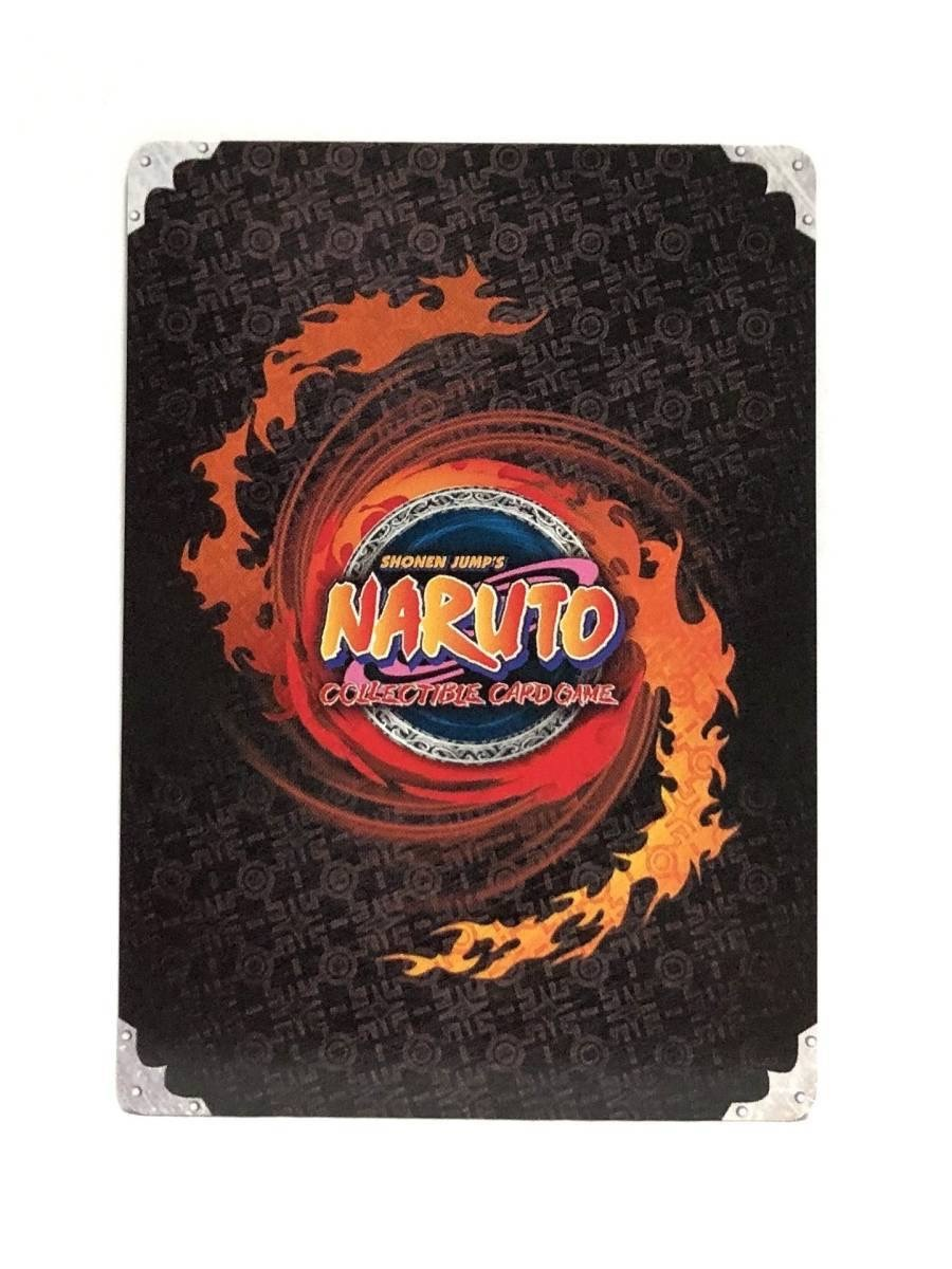 NARUTOナルト疾風伝 英語版 カードゲーム「シズネ」作268 キラ 綱手_画像4