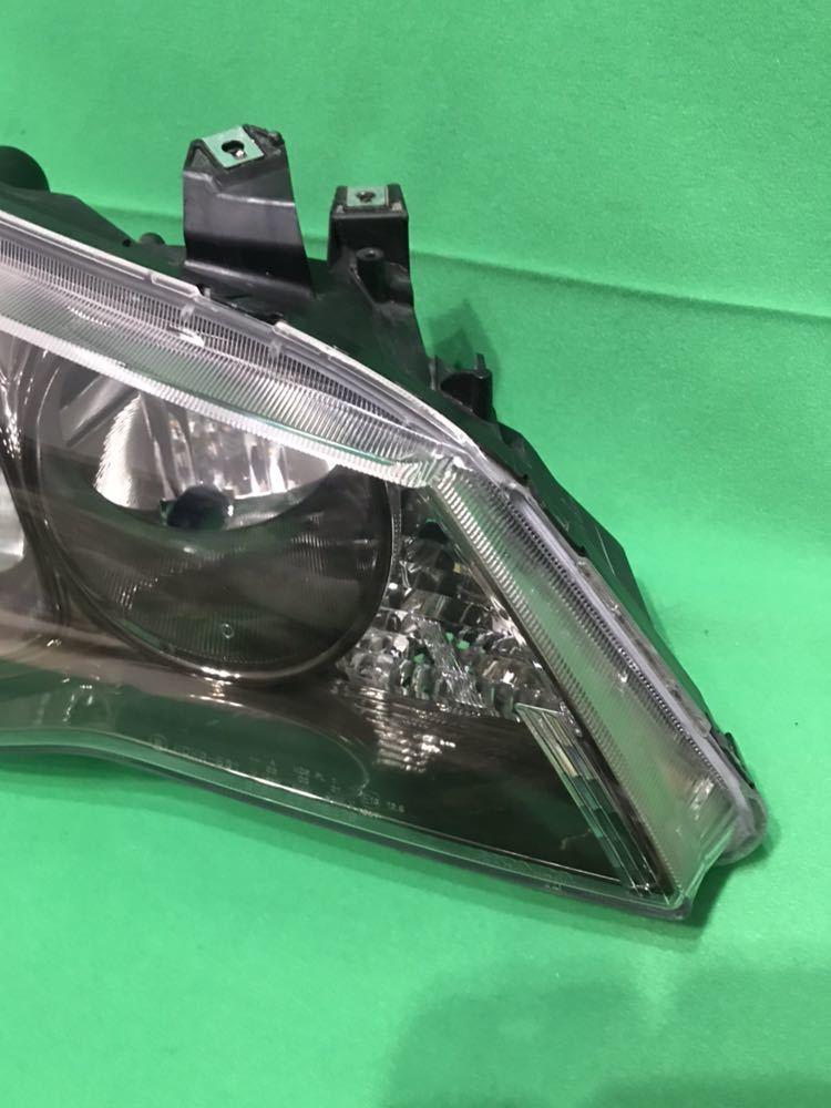 ホンダ シビック FD系 右ヘッドライト ハロゲンタイプです ユニットのみ 日焼けと劣化ヒビがあります スタンレー P5476 個人宅配送不可です_画像7
