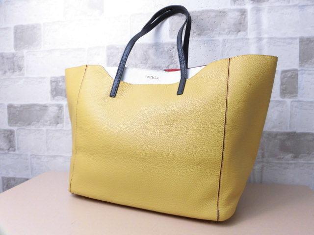 ec903d3a7835 代購代標第一品牌- 樂淘letao - 極美品(新品同様)□フルラFURLA□トートバッグレザーカラフルA4可上質鞄ag1524