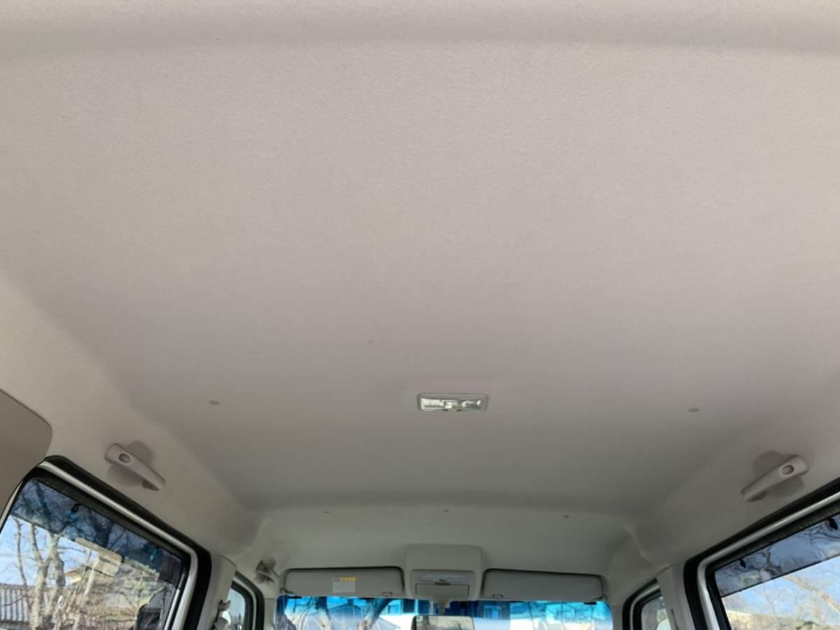 売切!24年後期エブリィワゴン PZターボ スペシャル両側電動スライド オートステップ 車検32年9月まで_画像6