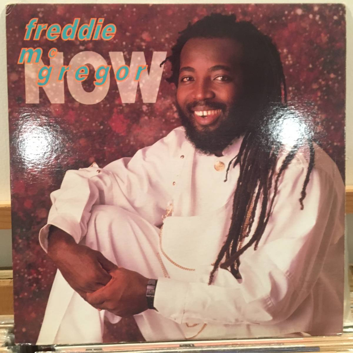 ★Freddie McGregor/Now★SOUL SYNDICATE名曲カバー!_画像1