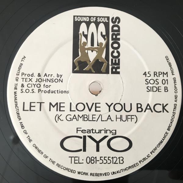 ★Steve Taylor/When Somebody Loves You Back★メロウUK SOUL/LOVERS ROCK!_画像2