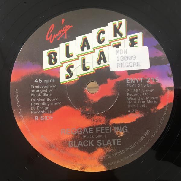 ★Black Slate/Live A Life★KILLER UK ROOTS!名曲!_画像2
