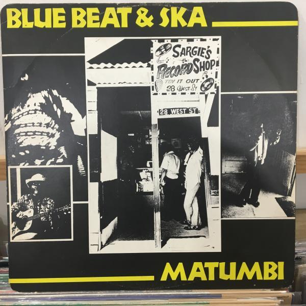 ★Matumbi/Blue Beat And Ska★LOVERS ROCK珠玉名曲