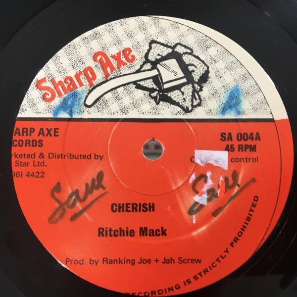 ★Ritchie Mack/Cherish★レアマイナーLOVERS名作!_画像1