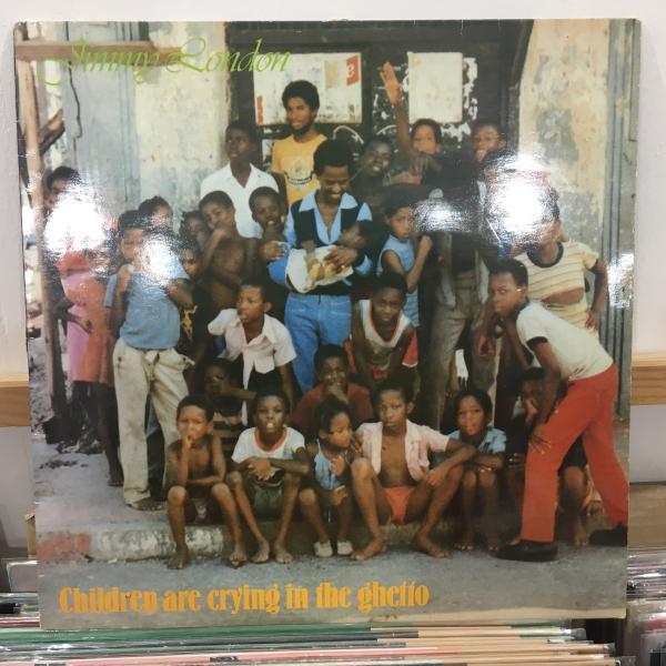 ★Jimmy London/Children Are Crying In The Ghetto★メロウLOVERS LP!