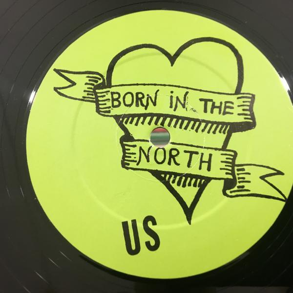 ☆Us/Born In The North☆UK DEEP ACID HOUSE!_画像3