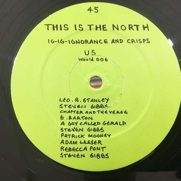 ☆Us/Born In The North☆UK DEEP ACID HOUSE!_画像2