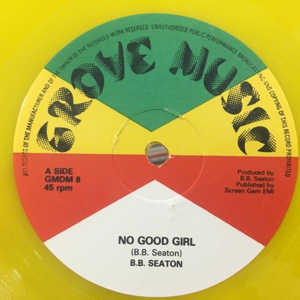 ★BB Seaton/No Good Girl★ソウルフルLOVERS!_画像2
