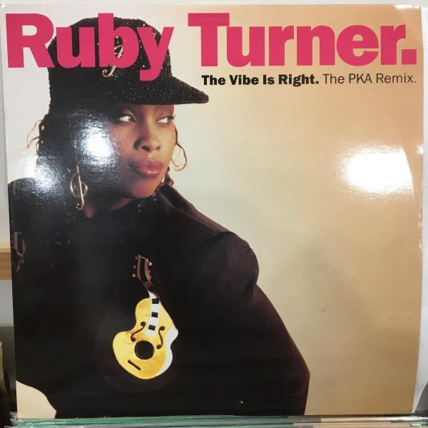 ☆Ruby Turner/Vibe Is Right☆メロウHOUSE CLASSIC!_画像1