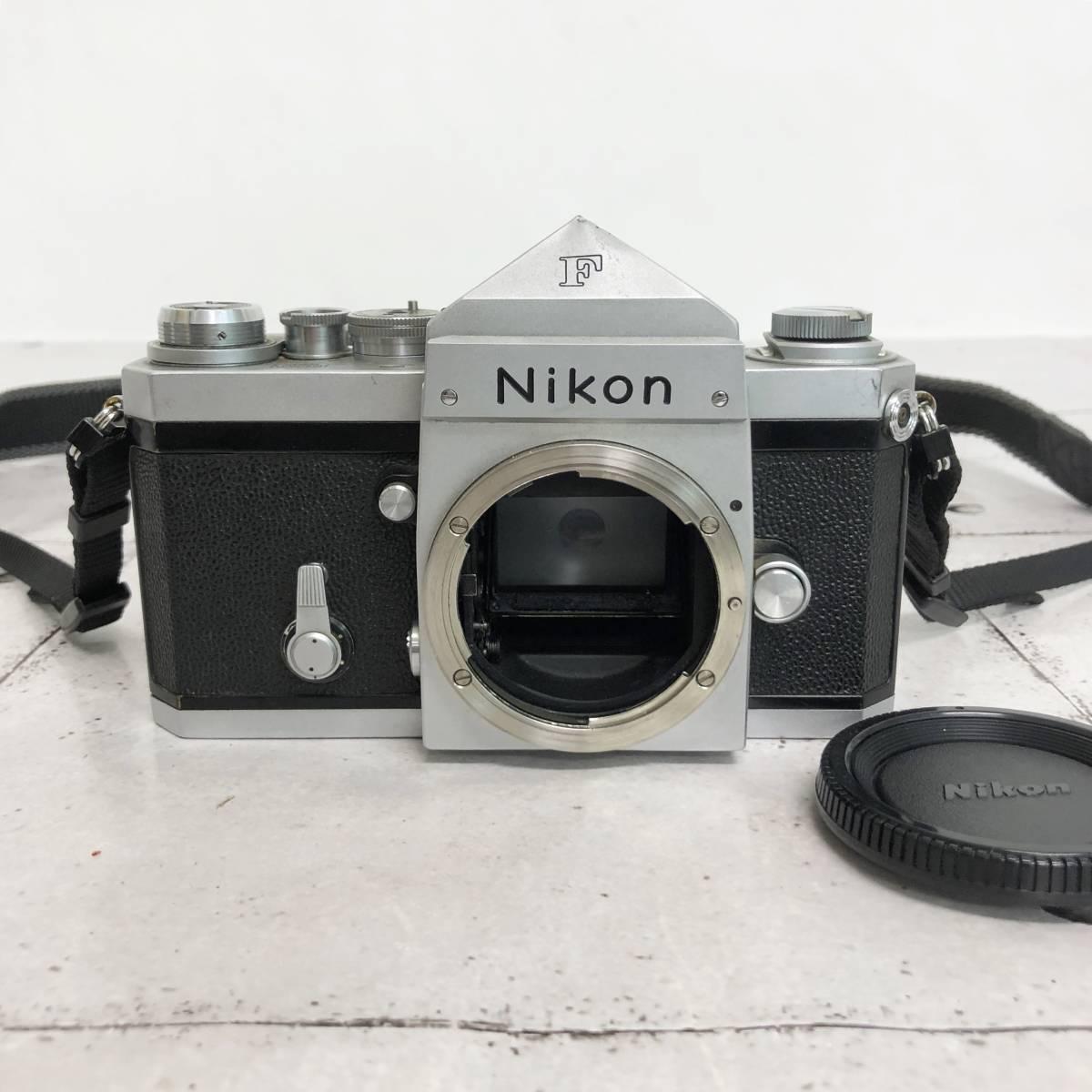 ■ニコン F カメラ レンズ モータードライブ その他 付属品セット 動作未確認 ジャンク品 2_画像2