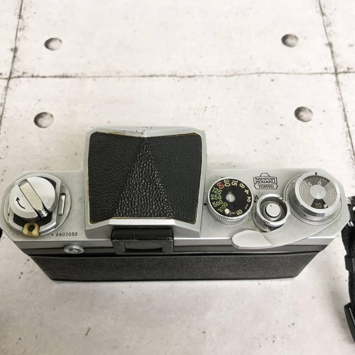 ■ニコン F カメラ レンズ モータードライブ その他 付属品セット 動作未確認 ジャンク品 2_画像5