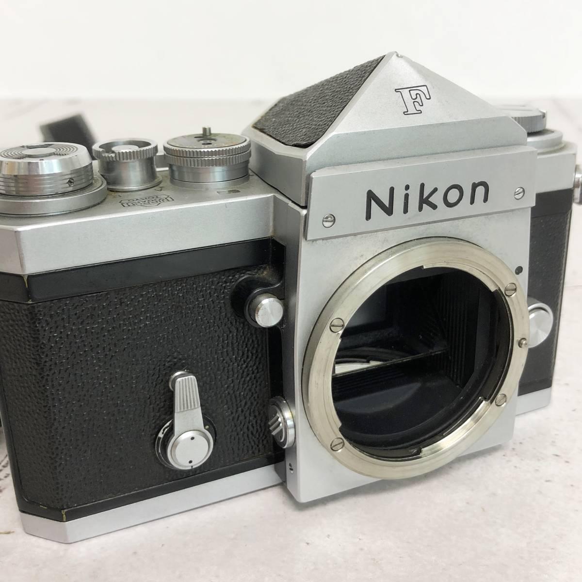 ■ニコン F カメラ レンズ モータードライブ その他 付属品セット 動作未確認 ジャンク品 2_画像6