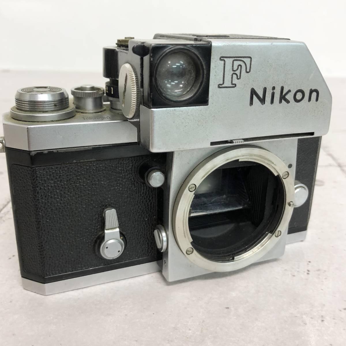 ニコン ニコマット カメラ 5台セット(ニコマット×2台・ニコンF・ニコン F-401)動作未確認 ジャンク品_画像4