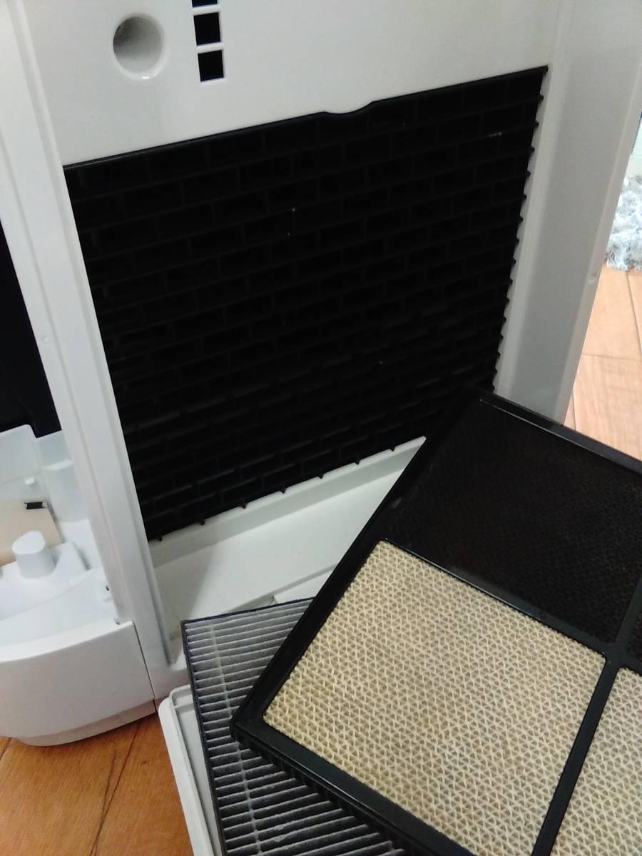 A01245★ シャープ★花粉対策  加湿空気清浄機 プラズマクラスター25000搭載  KI-DX50-W  ホワイト  14畳 KI-DX50-W SHARP_画像9