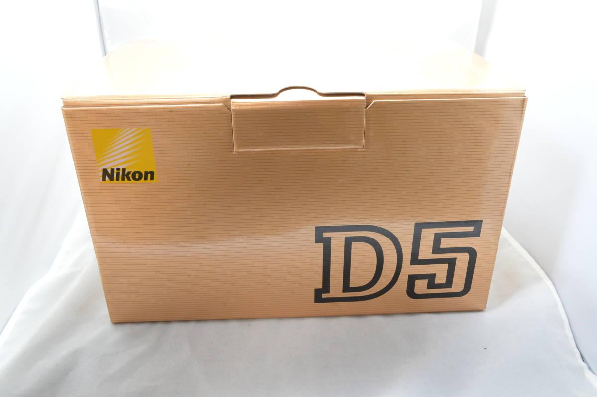 ☆Nikon☆ニコン☆ D5(XQD) Body