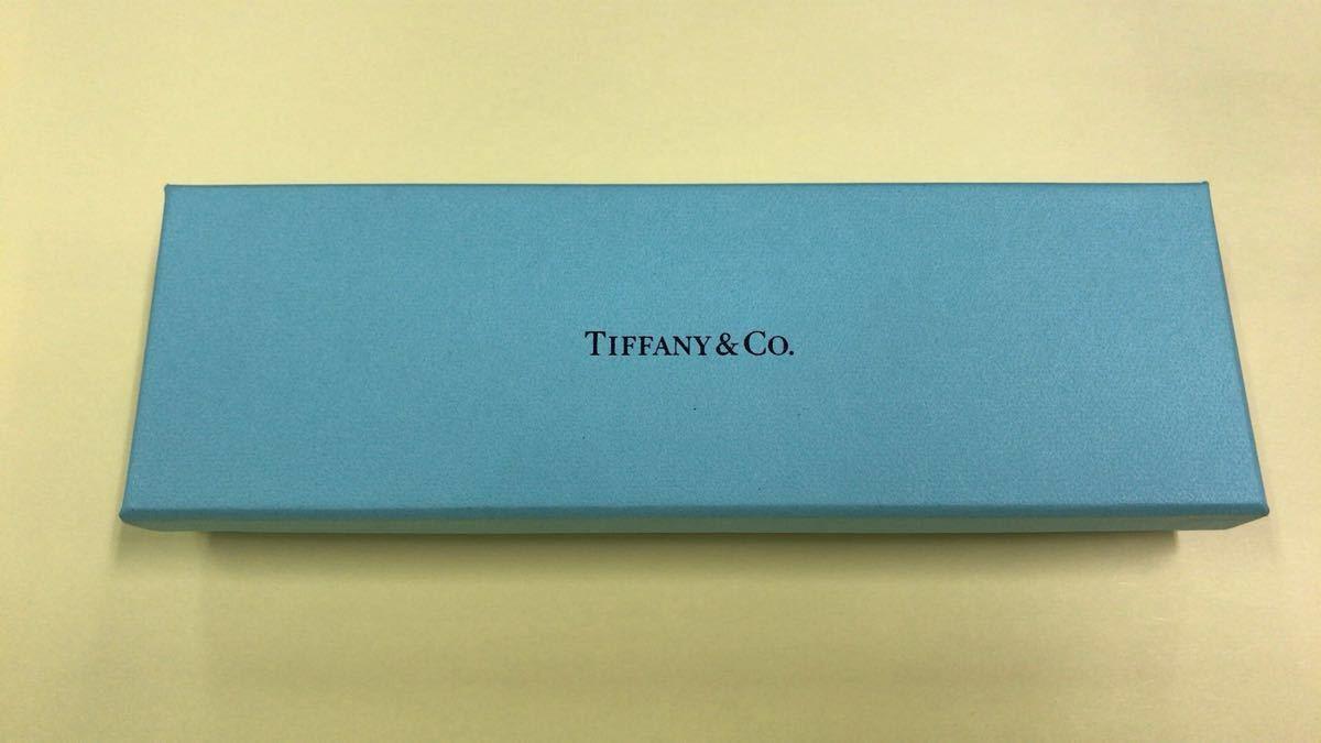 ★★ ティファニー T クリップ ボールペン ルテニウム TIFFANY&Co. ★★ 新品未使用品_画像1