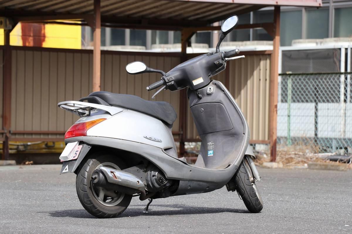 японские скутеры фото усугубилась