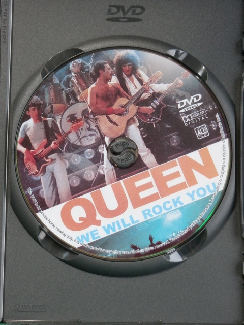 QUEEN クイーン / WE WILL ROCK YOU  (高画質・高音質)  US輸入盤  _画像4
