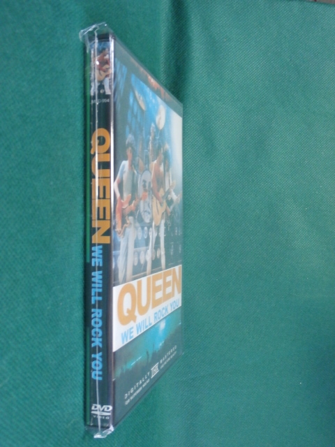 QUEEN クイーン / WE WILL ROCK YOU  (高画質・高音質)  US輸入盤  _画像2