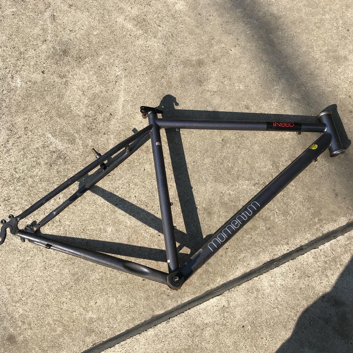 momentum モーメンタム クロスバイク フレーム 500mm 700×28c ジャイアント 中古 28-700_画像1