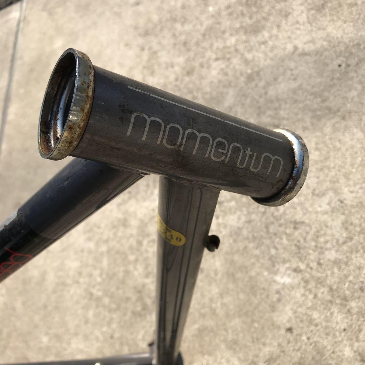 momentum モーメンタム クロスバイク フレーム 500mm 700×28c ジャイアント 中古 28-700_画像6