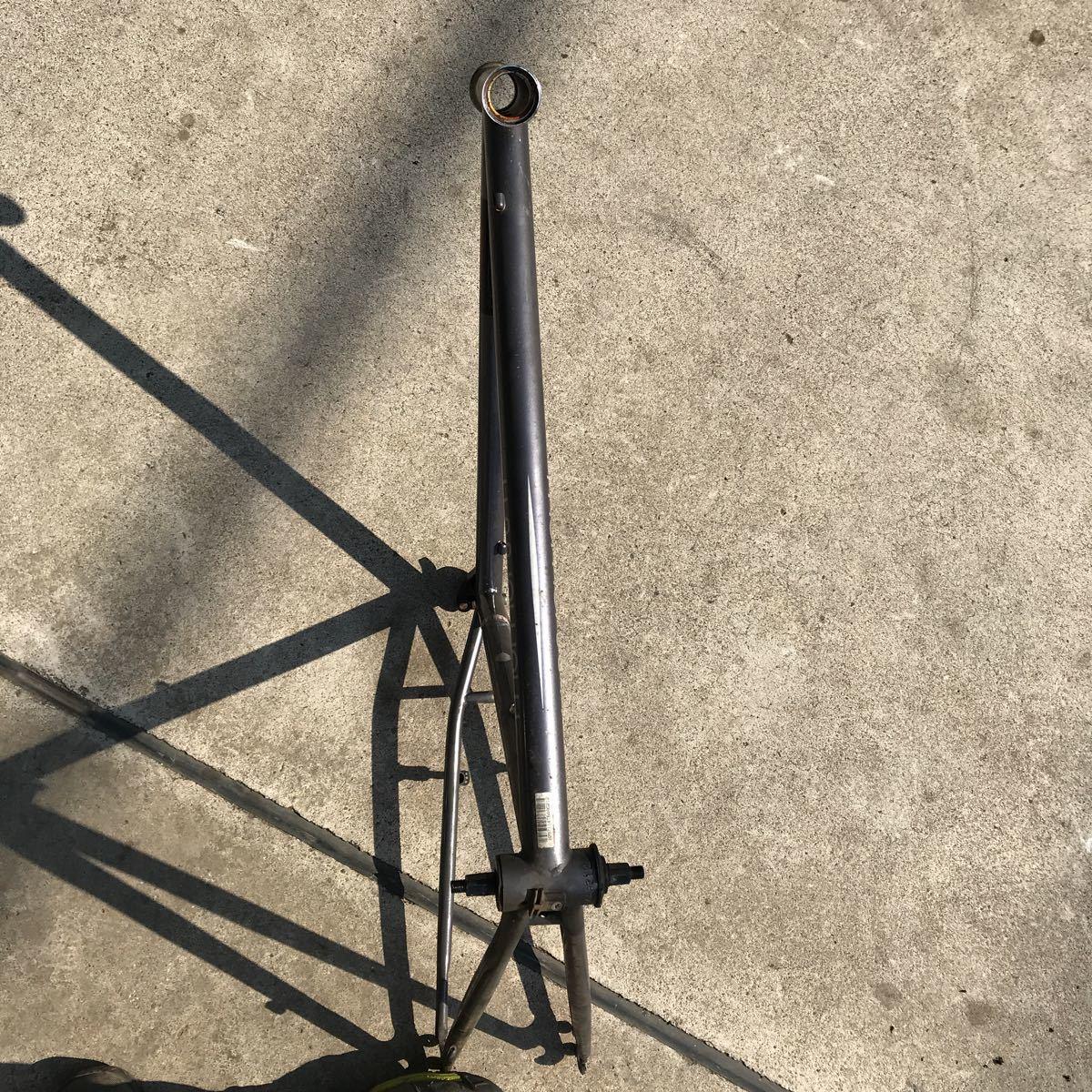 momentum モーメンタム クロスバイク フレーム 500mm 700×28c ジャイアント 中古 28-700_画像7