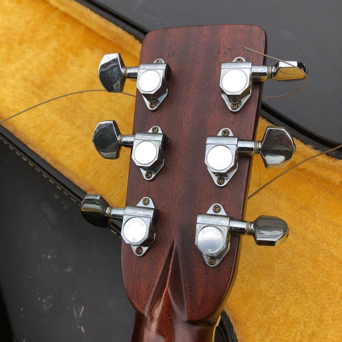 MORRIS スペシャル w50 ギター ハードケース付き _画像5