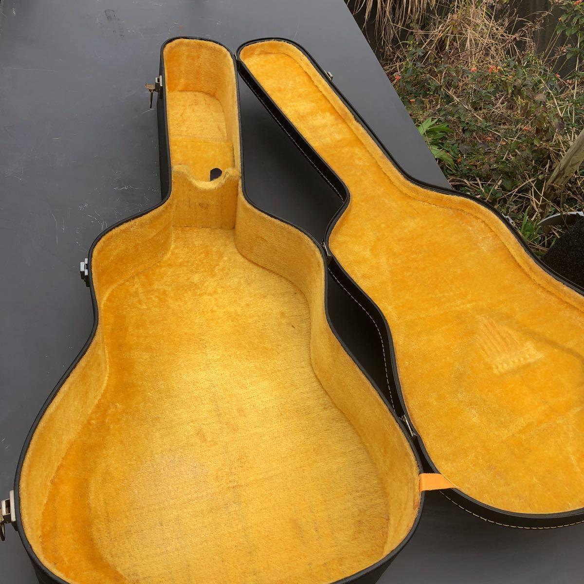 MORRIS スペシャル w50 ギター ハードケース付き _画像6