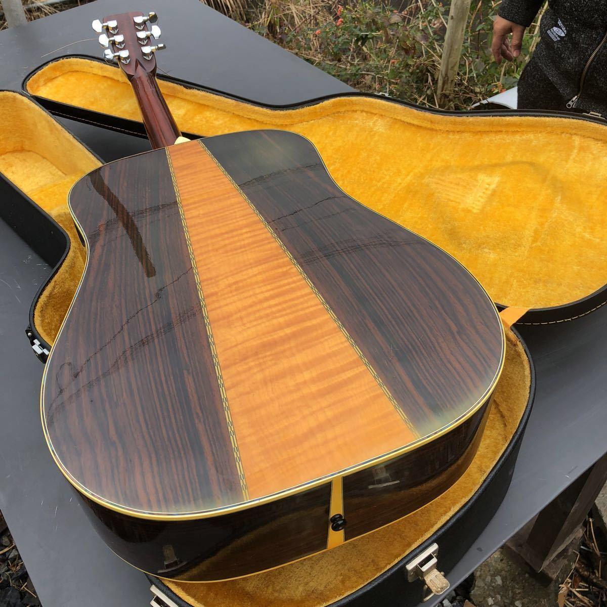 MORRIS スペシャル w50 ギター ハードケース付き _画像4