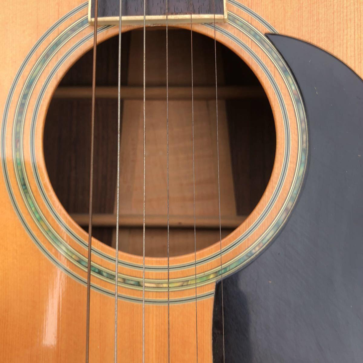 MORRIS スペシャル w50 ギター ハードケース付き _画像2