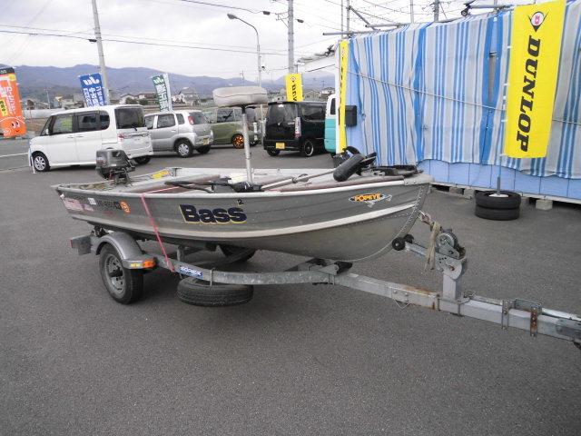 スタークラフトボートとトレーラー_画像1