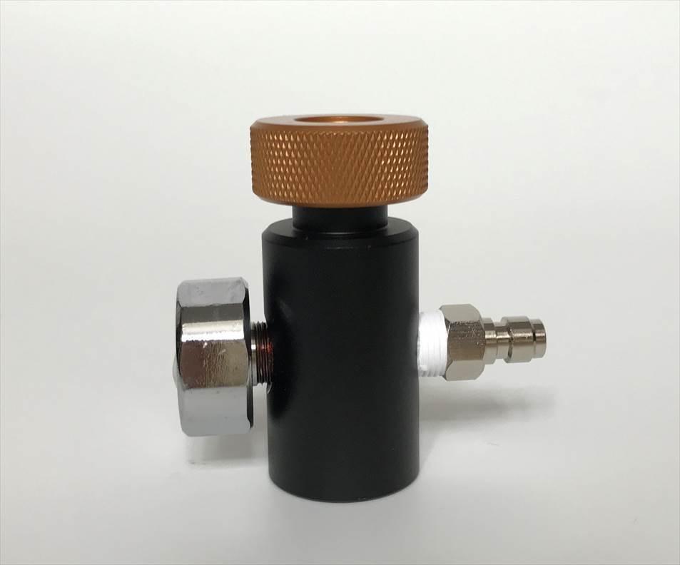 充填 アダプター ソーダ ミドボン ストリーム 接続