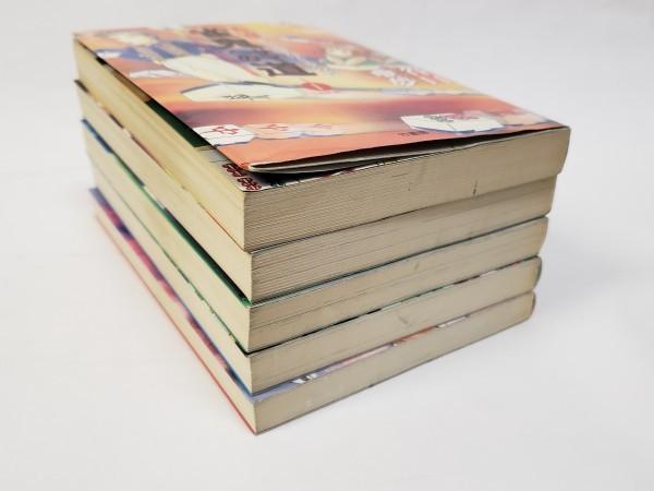 雀鬼サマへの道 全5巻完結 近代麻雀コミックス 谷口亜夢_画像3