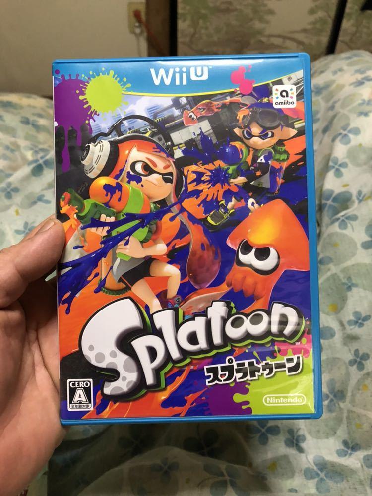 Wii U スプラトゥーン