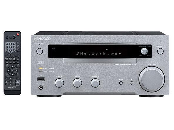 ケンウッド Kseries A-K905NT ハイレゾ音源の再生に対応したネットワークアンプ 展示品1年保証