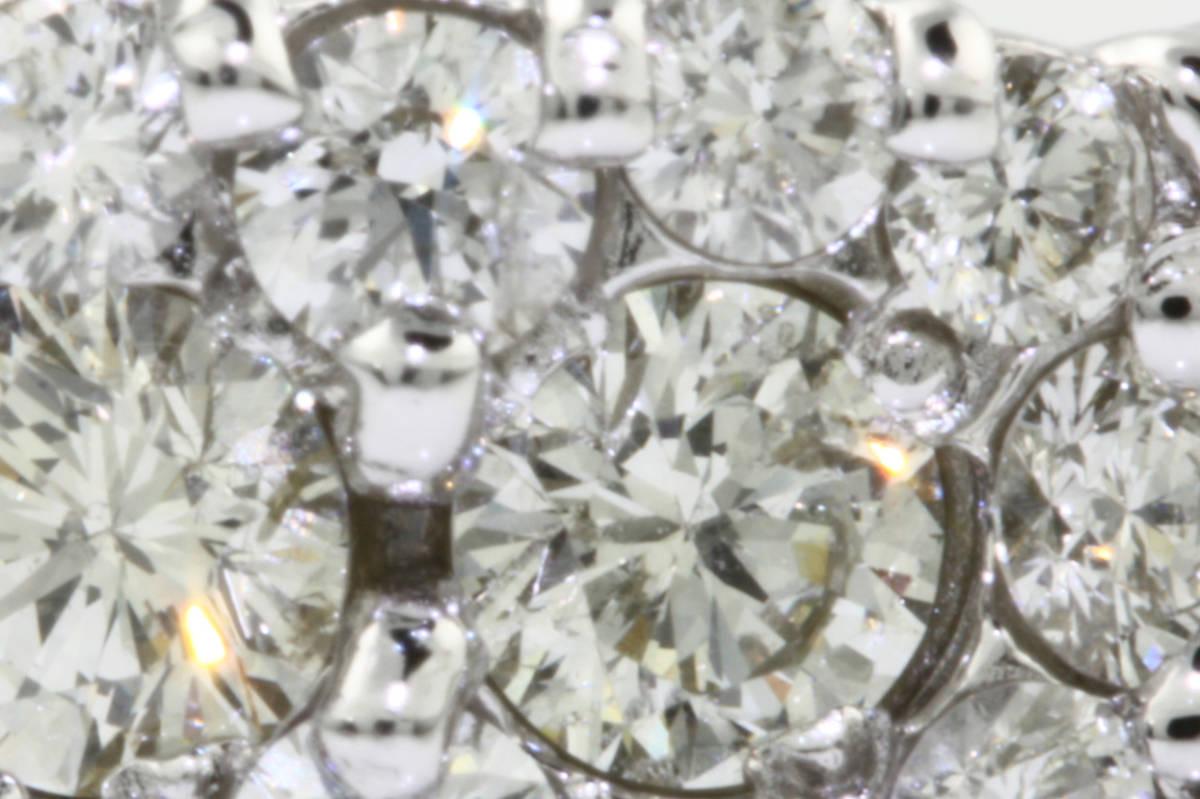 PR303142 【1.80ct】 ダイヤリング 12.5号 K18WG ホワイトゴールド 当社の保証書  1.5ct up_画像6
