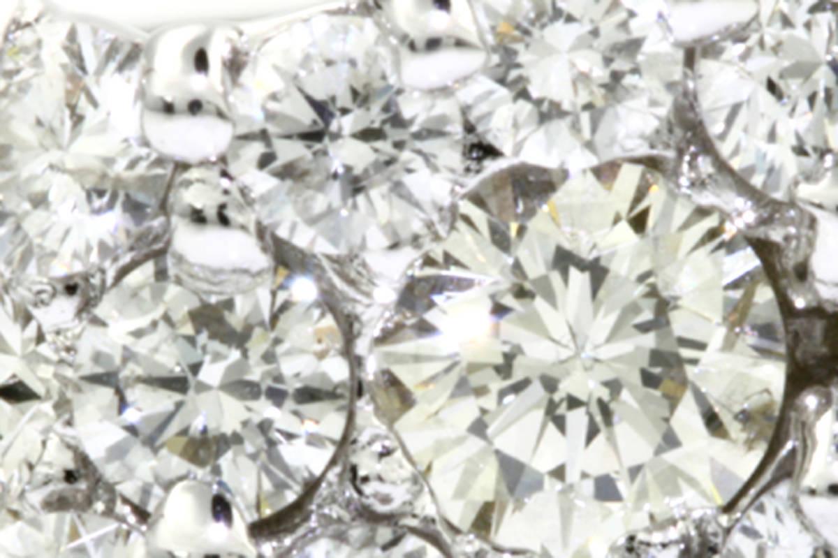 PR303142 【1.80ct】 ダイヤリング 12.5号 K18WG ホワイトゴールド 当社の保証書  1.5ct up_画像7