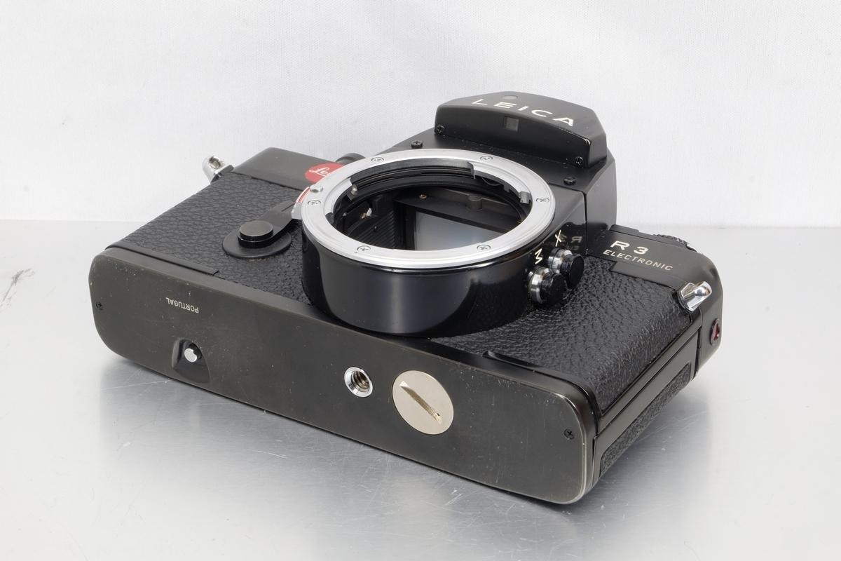 Leica ライカ マニュアル 一眼レフ R3 ボディー 中古 現状品 ( ミノルタ ズミクロン ズマール エルマリート アンギュロン_画像4