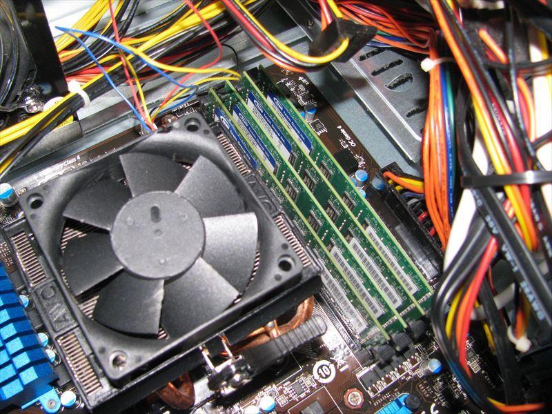 自作 AMD A10-7870Kジャンクで_画像6