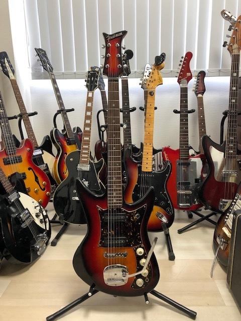 貴重 ジャパンヴィンテージ ビザールギター FIRSTMAN (ファーストマン)