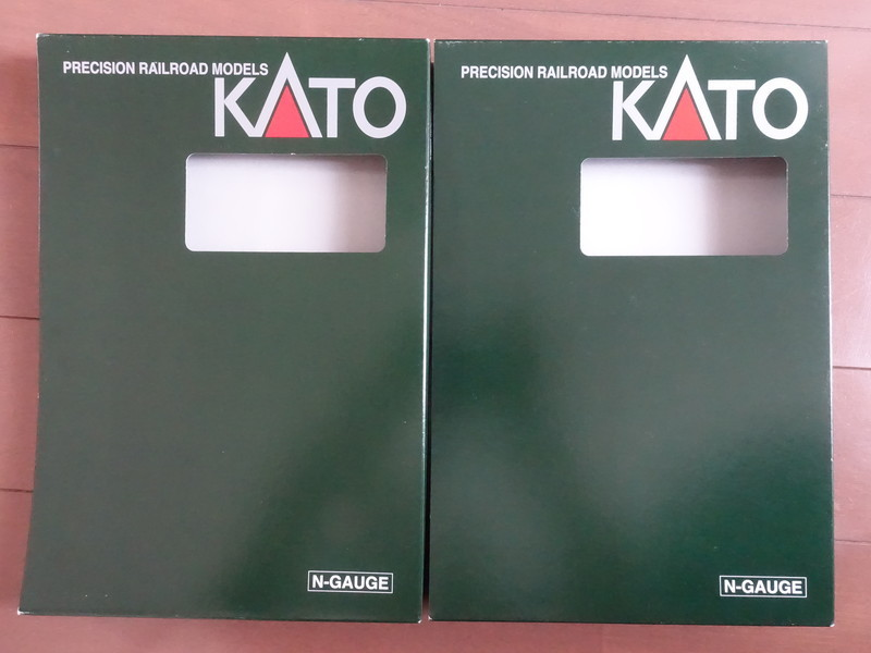 【車両ケース】KATO車両ケースのスリーブ 4個 ■ 管理番号HK1901309900200AY_画像9