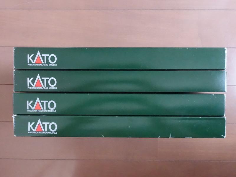 【車両ケース】KATO車両ケースのスリーブ 4個 ■ 管理番号HK1901309900200AY_画像3