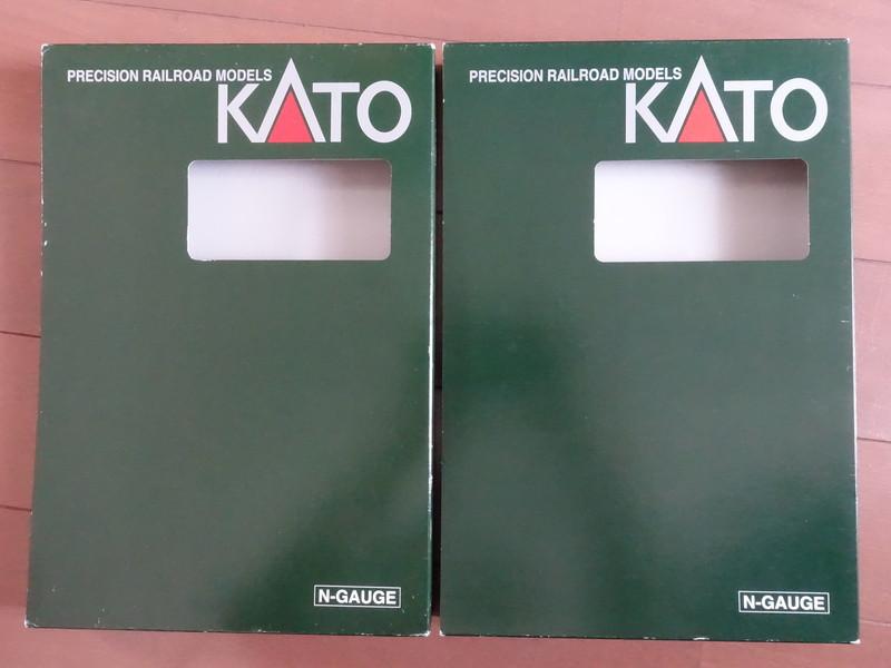 【車両ケース】KATO車両ケースのスリーブ 4個 ■ 管理番号HK1901309900200AY_画像7
