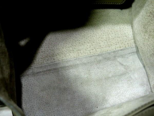 ■未使用■HIROFU ヒロフ■レザー 本革■トート バッグ■グレージュ■おしゃれ 上品 上質■女性らしい ベーシック■大人っぽい デート■_画像8