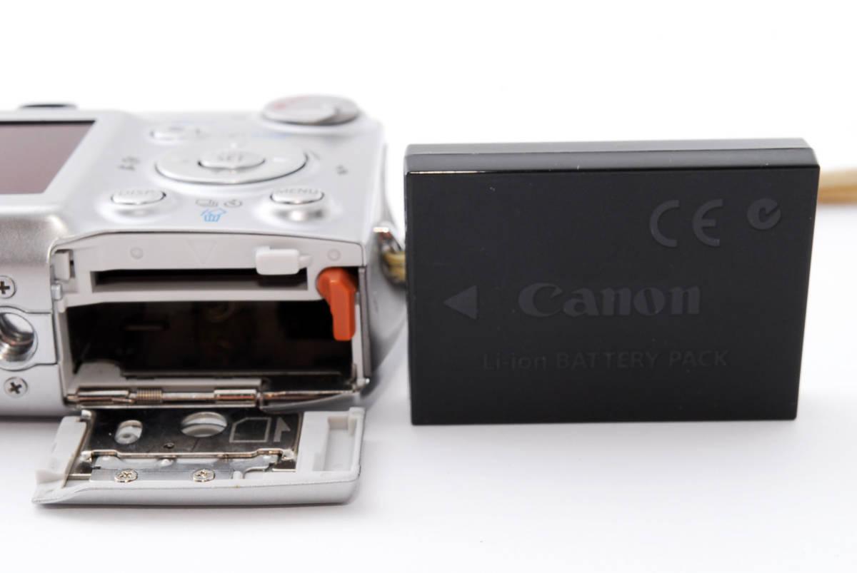 ★即決★価格交渉あり★キャノン canon ixy digital 600 デジタルカメラ<化粧箱、付属品>#1275_画像10