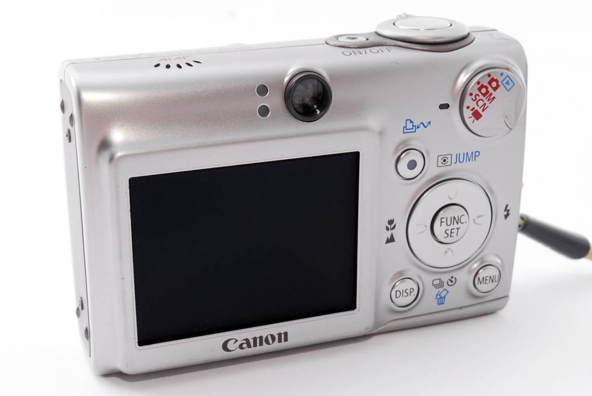 ★即決★価格交渉あり★キャノン canon ixy digital 600 デジタルカメラ<化粧箱、付属品>#1275_画像7